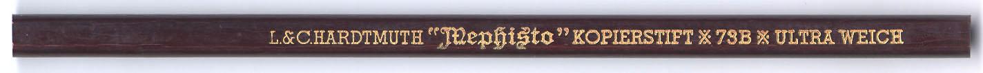 """Mephisto"" Kopierstift 73B Ultra W"