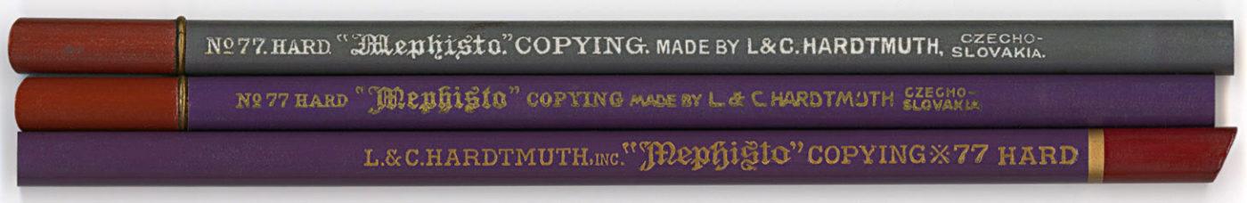 """Mephisto"" Copying 77 Hard"