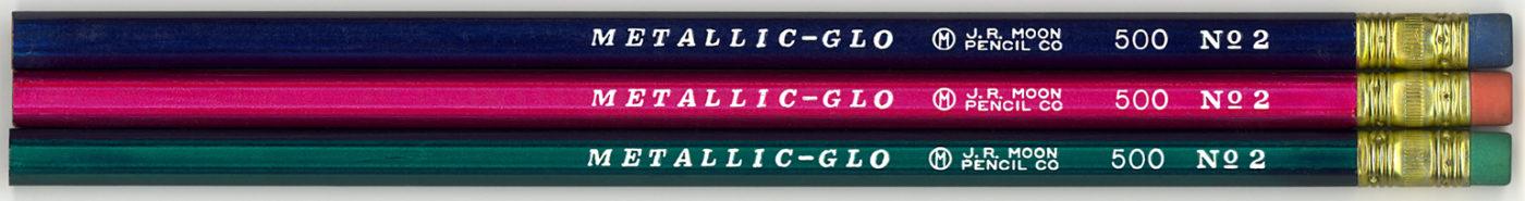 Metallic-Glo 500 No. 2
