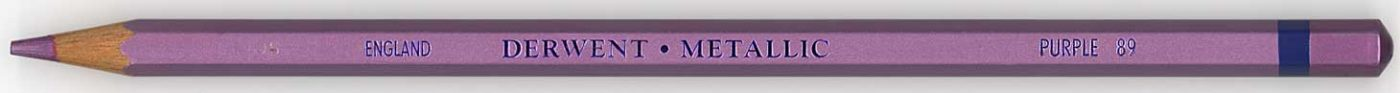 Derwent Metallic Purple 89