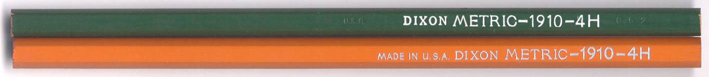 Metric 1910 4H