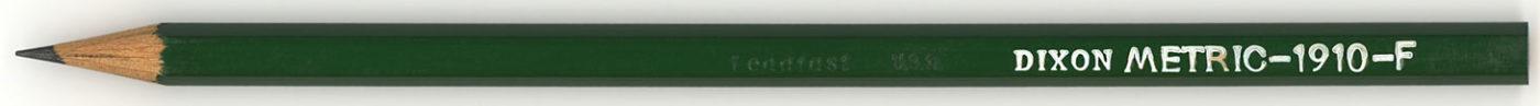 Metric 1910 F