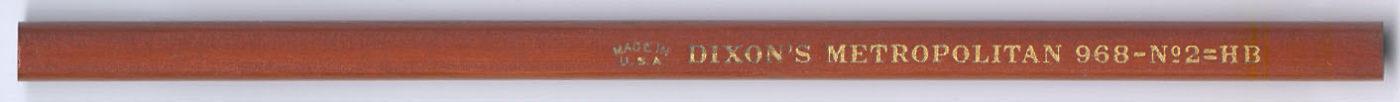Metropolitan 968 No.2