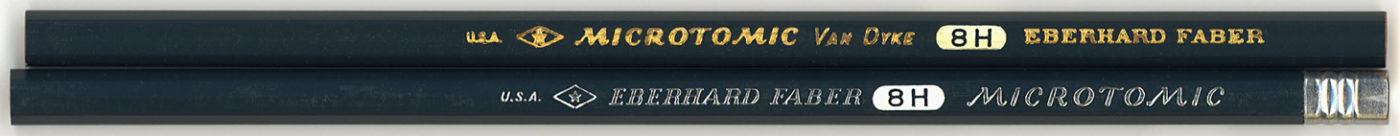 Microtomic Van Dyke 8H