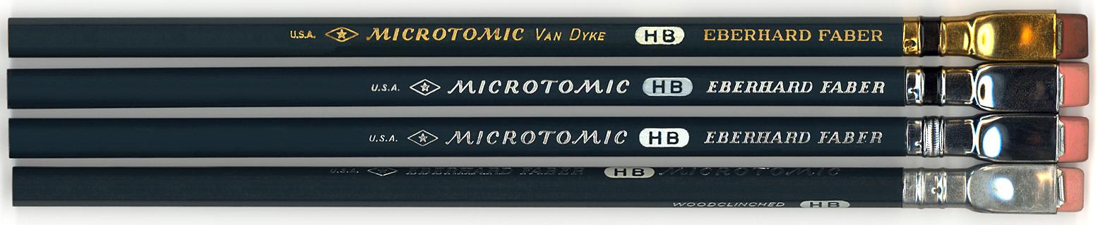 Microtomic Van Dyke HB