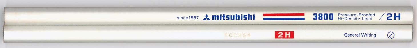 mitsubishi 3800 2H White
