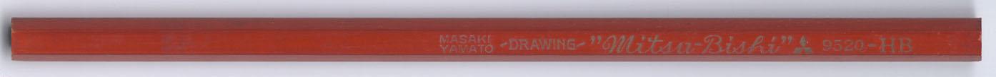 """""""Mitsu-Bishi"""" 9520 HB"""