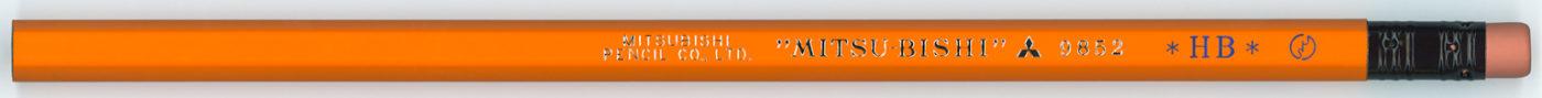 """""""Mitsu-Bishi"""" 9852 HB"""