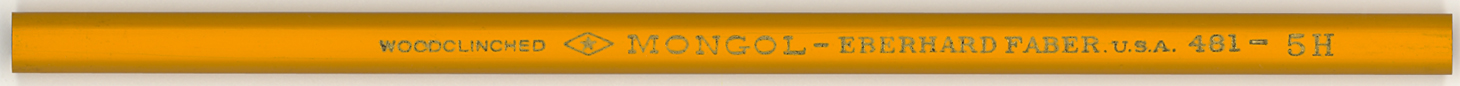 Mongol 481 5H