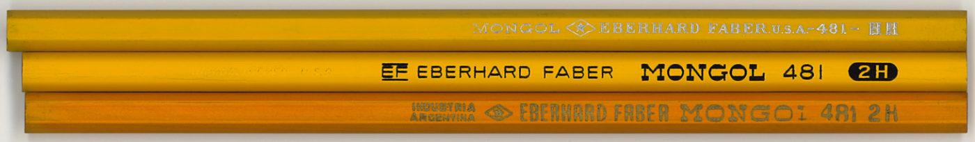 Mongol 481 HH