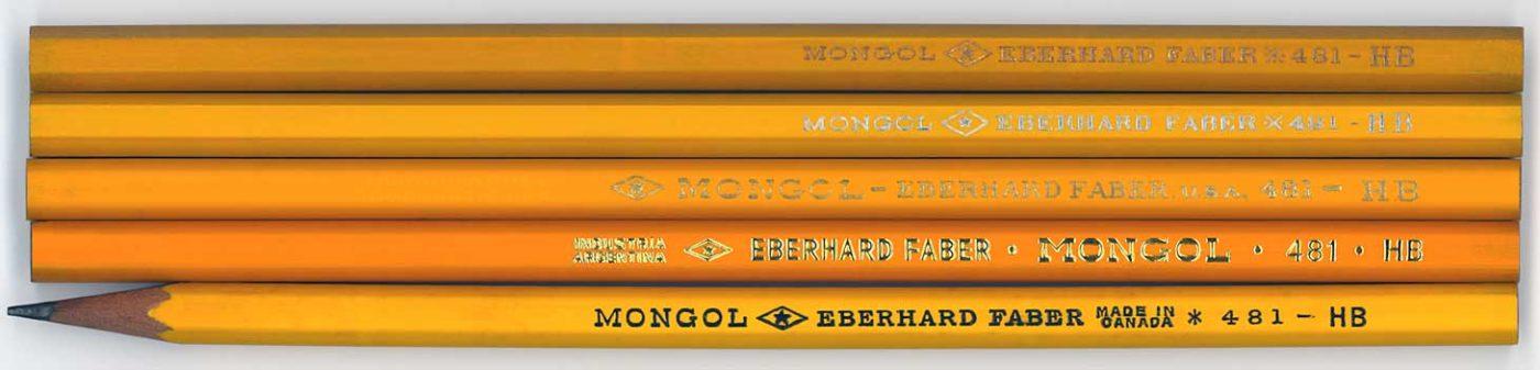 Mongol 481 HB
