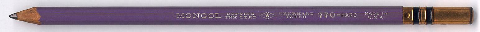 Mongol Copying 770 Hard