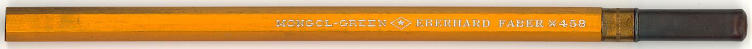 Mongol-Green 458