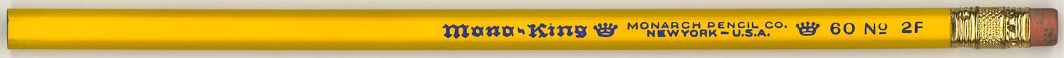 Mono-King 60 No 2F