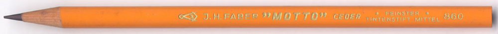 """""""Motto"""" Tintenstift 860 Mittel"""