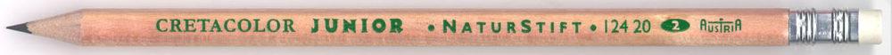 Junior Naturstift 124 20