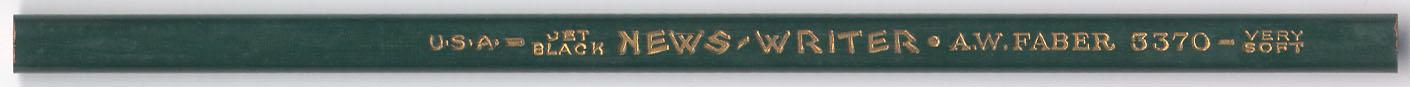 News Writer 3370