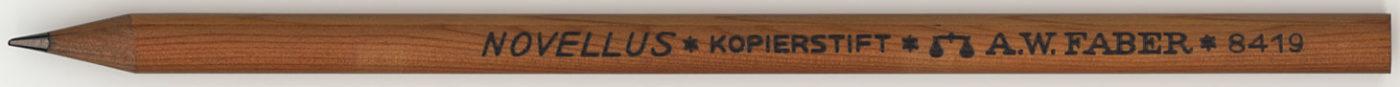 Novellus Kopierstift 8419