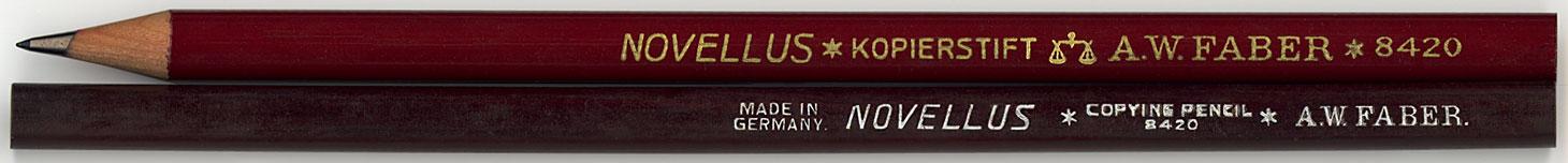 Novellus Kopierstift 8420