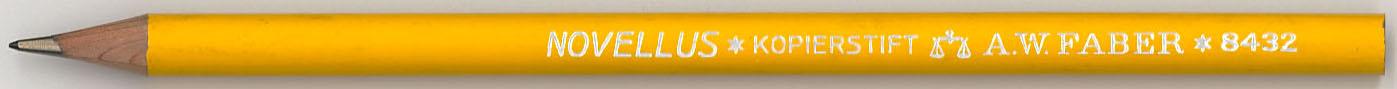 Novellus Kopierstift 8432