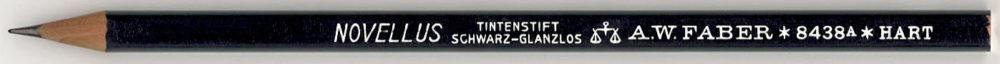 Novellus Tintenstift Schwarz 8438
