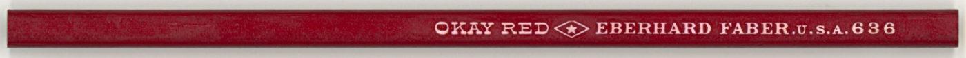 Okay Red 636