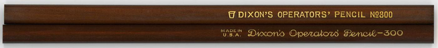 Operator's Pencil 300