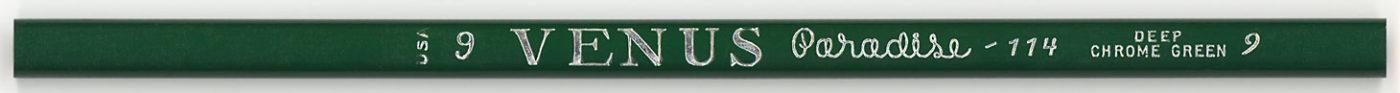 Venus Paradise ~ 114 Chrome Green 9