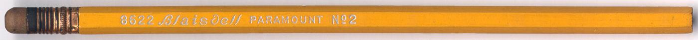 Paramount 8622 No. 2