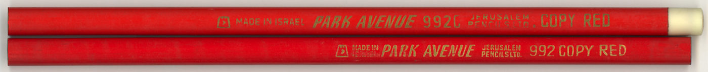 Park Avenue Copy 992 Red