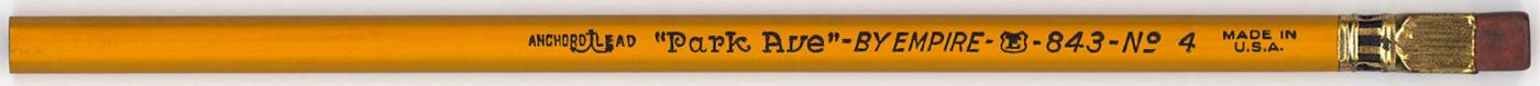 """Park  Ave"" 843 No.4"