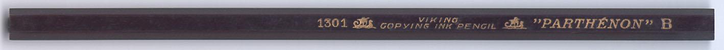 """Parthenon"" Copying Ink Pencil 1301 B"