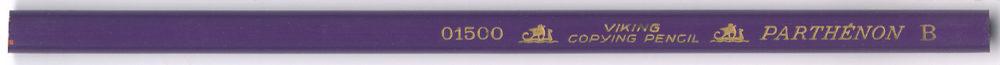 Parthenon Copying Pencil 01500 B
