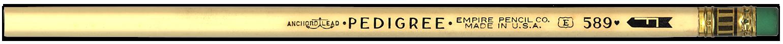 White Pedigree pencil by Empire