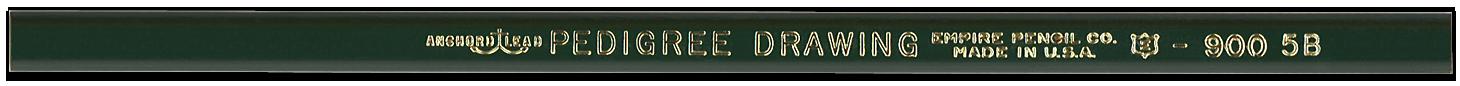 Green Pedigree pencil by Empire