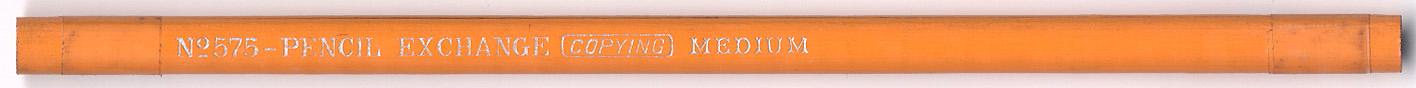 Pencil Exchange 575 Copying