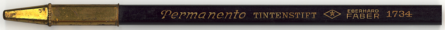Permanento Tintenstift 1734