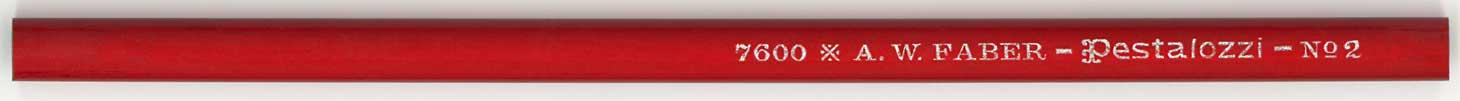 Pestalozzi 7600 No.2