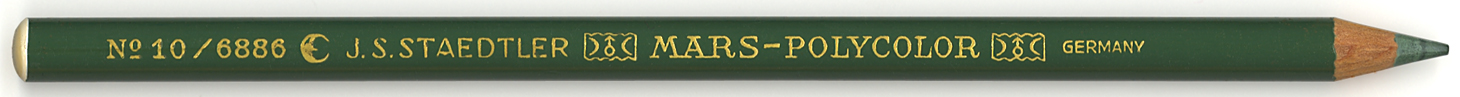 Mars-Polycolor 6886 / No. 10