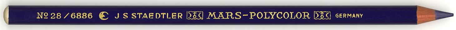 Mars-Polycolor 6886 / No. 28