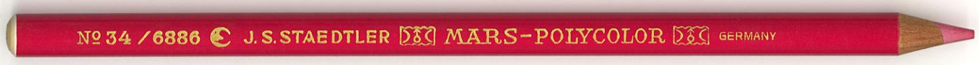 Mars-Polycolor 6886 / No. 34