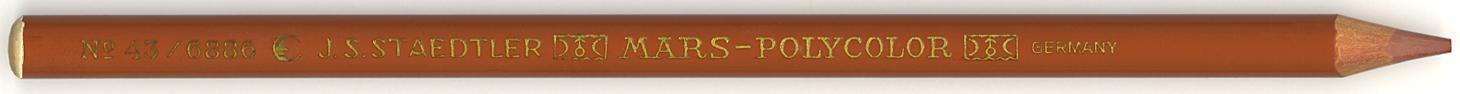 Mars-Polycolor 6886 / No. 43