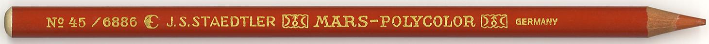 Mars-Polycolor 6886 / No. 45