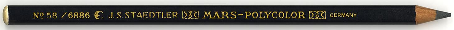 Mars-Polycolor 6886 / No. 58
