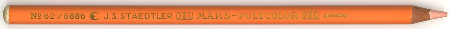 Mars-Polycolor 6886 / No. 62