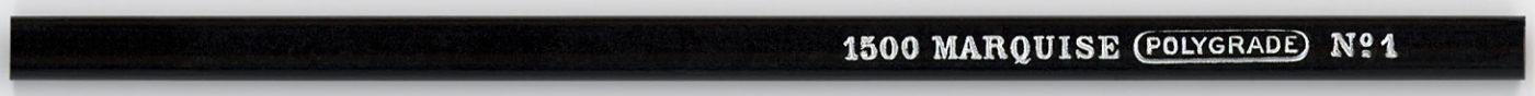 Polygrade 1500 No. 1