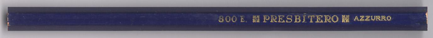 Azzurro 800 E.