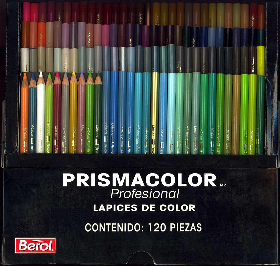 Prismacolor 120 Set