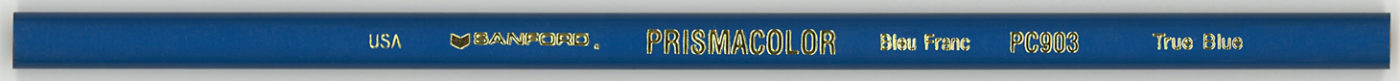 Prismacolor 903 True Blue