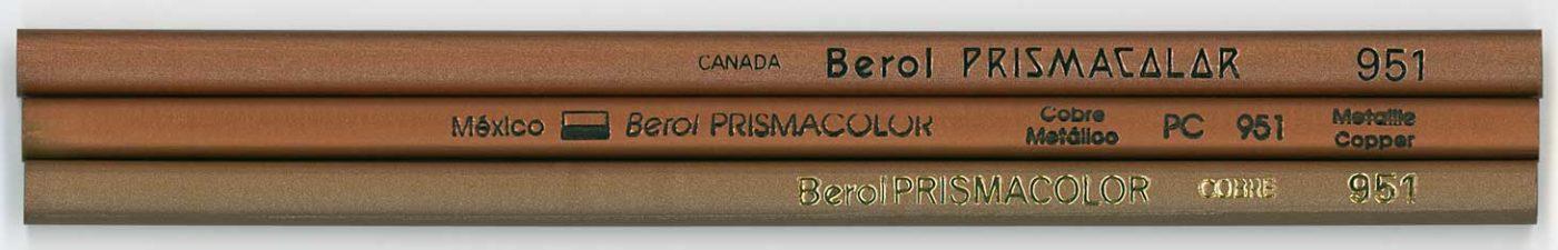 Prismacolor 951 Copper